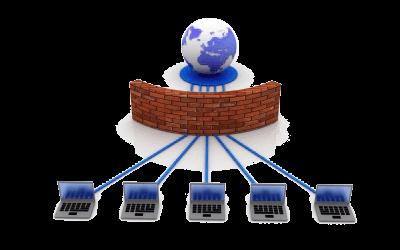 Firewall Deb SolutionsTI Representação